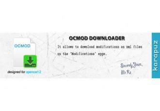 Ocmod Downloader