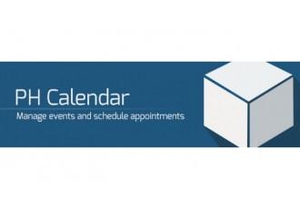Opencart 2.x - Ph Календарь