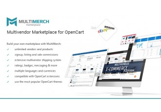 MultiMerch Marketplace Professional