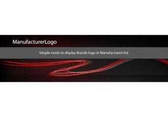 Manufacturerlogo - Шоу Брендов Логотип На Список Производителей