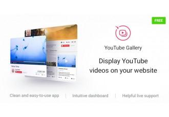 Youtube Видео Галерея - Модуль Для Opencart