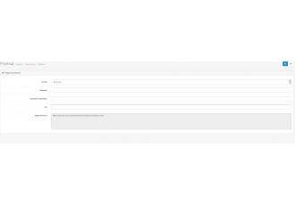 XML выгрузка товаров в Prom.ua для Opencart Light version