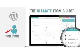 CodeCanyon - Super Forms - Drag & Drop Form Builder