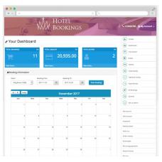 Система бронирования отелей Opencart Marketplace