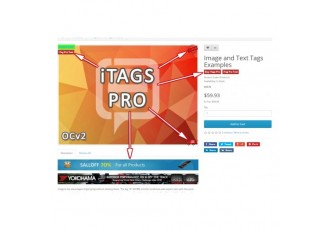 iTag Pro - Image and Text Tags