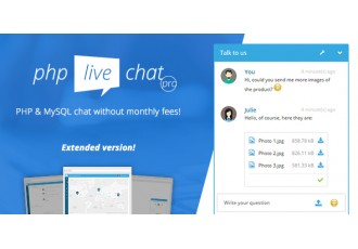 Php Live Chat Pro V1.0 Null