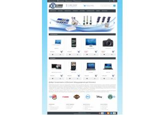 Opencart 2.x - Шаблон Сайта Продажи Оборудования B2bv2