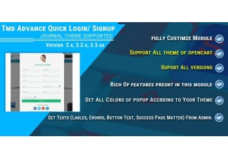 Tmd Quick Login And Signup