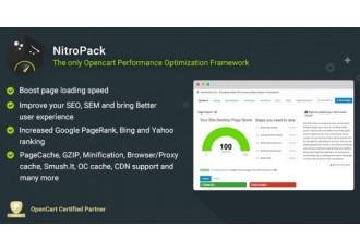 NitroPack Cache — Complete Performance Optimization Framework 3.5.8